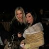 Anna Milinkovič, prva uradna Playboyeva zajčica pri nas je prišla z lepotičko Majo Malnar.