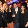 Nezamenljivi Playboyev art direktor Gojko Zrimšek, dober prijatelj Playboyevih zajčic.