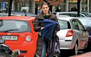 Bernarda Žarn: Težave s parkiranjem