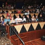 Komisija je ocenjevala po različnih kriterijih na odru opravljeno delo. (foto: Gregar Gulin in DonFelipe)
