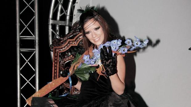 Sara Kobold je zmagovalka festivala Zlati glas Konga 2010. (foto: Grega Gulin)