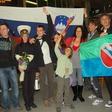 Slovenska delegacija prispela iz Osla