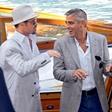 Brad Pitt: Z Georgeem Clooneyjem si nagajata