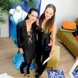 Iryna Osypenko: Obleko bo naredila tudi tašči