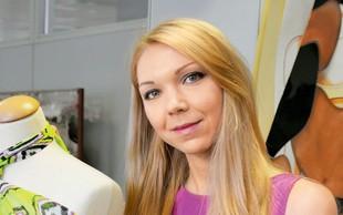 Maja Ratajc: Trendi je 'retro mornarka, ki gre malo srfat'