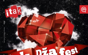 Itak v letu 2011 predstavlja festivalski spektakel Itak Džafest