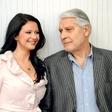 Marijana Hlebš in Boris Cavazza: Z roko v roki skozi center