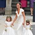 Pippa Middleton: Prvič na naslovnici