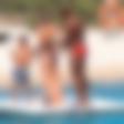 Heidi Klum: Krasen toples na Sardiniji