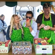 Uspešna dobrodelna tržnica revije Lea