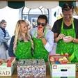 Kako smo na tržnici z zvezdniki prodali 1000 jabolk