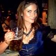 Nuša Šenk: Prvič na Oktoberfestu