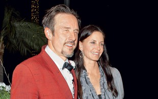 David Arquett: S Courteney Cox sta prijatelja