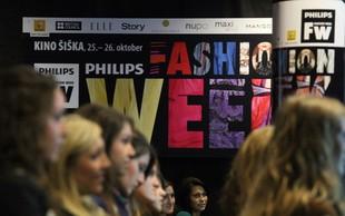 Philips Fashion Week: Vse o naj modnem dogodku pri nas