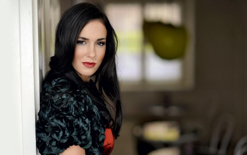 Lili Žagar (foto: Primož Predalič)