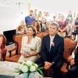 Urška & Janez Janša: Slavni priči na poroki