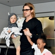 Brad Pitt: Slaba vest pred otroki