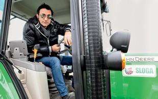 Branko Đurič - Đuro: S traktorjem po Sloveniji