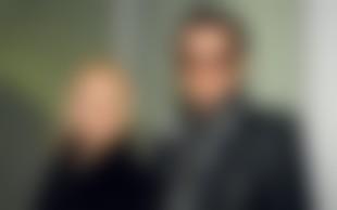 Tanja Ribič in Branko Đurič Đuro: Spoznala sta tudi Bradova starša