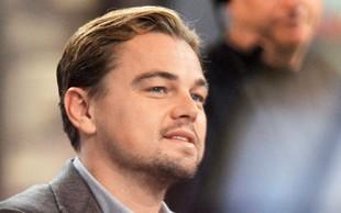 Leonardo DiCaprio: Ameriški plejboj znova zaljubljen