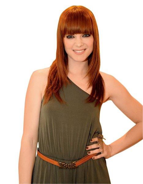 Nina je zdaj ena od redkih estradnic, ki imajo do podrobnosti izdelan osebni stil.