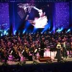Voditelja prireditve in vodja orkestra Saša Nikolovski Gjumar  (foto: Evrovizija.com)