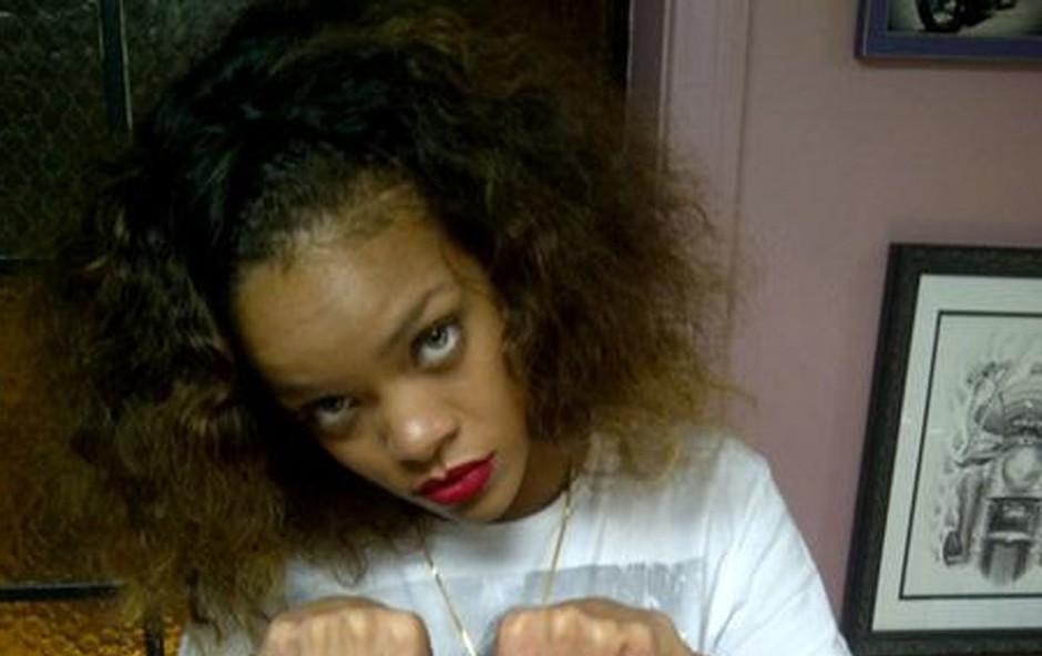 Rihanna (foto: twitter.com/rihanna)