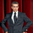 Antonio Banderas: Po francosko z moškim mu ni problem!