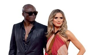 Heidi Klum: Seal jo je varal z varuško