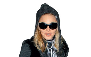 Madonna: Ona pela, brat prosjačil na parkirišču