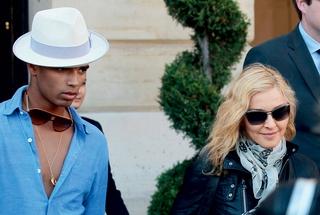 Brahim Zaibata in Madonna
