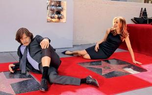Felicity Huffman: Z možem dobila zvezdo