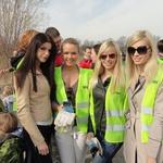 V Ljubljani je Jelka Šajn nadzirala Rebecco Kim, Anjo in Anjezo. (foto: DonFelipe)