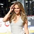 Jennifer Lopez: Najela plažo in reševalce