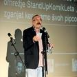 Jonas Žnidaršič: Vzor mladim komikom