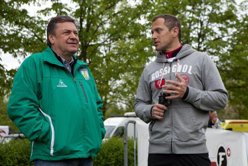 Zoran Jankovič in Jure Košir