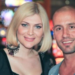 Manca Špik in Peter Poles (foto: Mare Vavpotič / Zaklop)