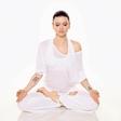 Nina Osenar: Nekaj dni meditirala v popolni tišini