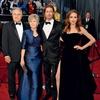 Starši Brada Pitta so končno sprejeli Angelino za svojo.