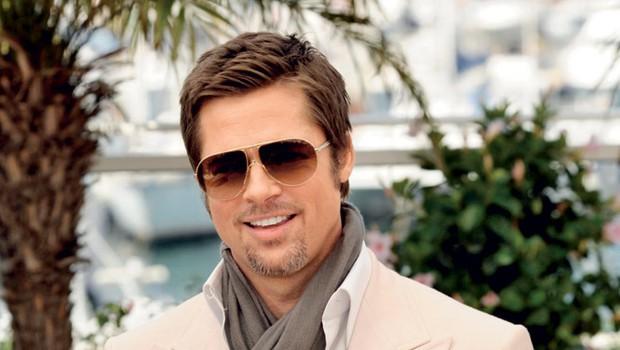 Brad Pitt je prvi moški v zgodovini slovitega parfuma, ki mu je pripadla čast, da ga oglašuje.  (foto: Profimedia.si)