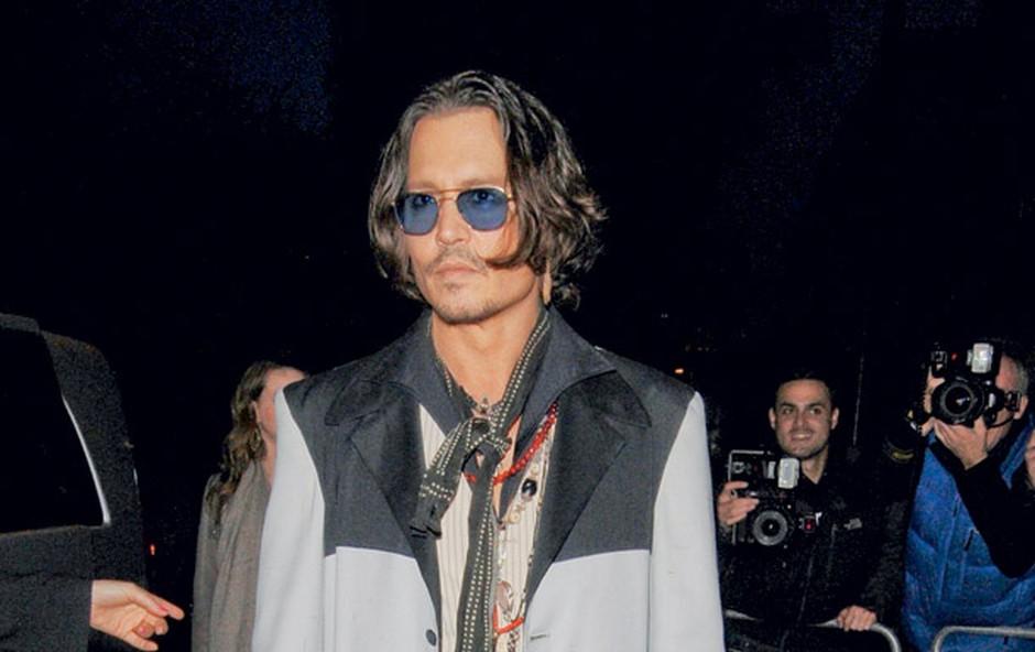 Johnny Depp (foto: Profimedia.si)