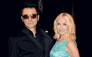 Tanja Ribič in Branko Đurić že 20 let v zakonu!