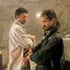 Branko Đurić Đuro in Colin Farrell v filmu Triaža