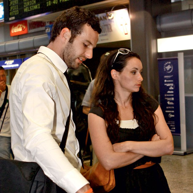 Zoja in Samir Handanović