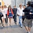 X Factor: Tekmovalci prvič v javnosti!