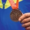 Bronasta medalja z Olimpijskih iger v Beijingu leta 2008