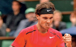 Rafael Nadal: Ostal brez nesramno drage ure