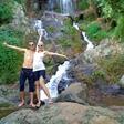Taya in Jernej Damjan: Skakala sta po rajski Tajski