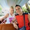Zaljubljenca sta se odpravila tudi na številne izlete, vožnja z long tailom (tajski čoln z dolgim repom, ki ima na koncu propeler, op. a.) je bila užitek.