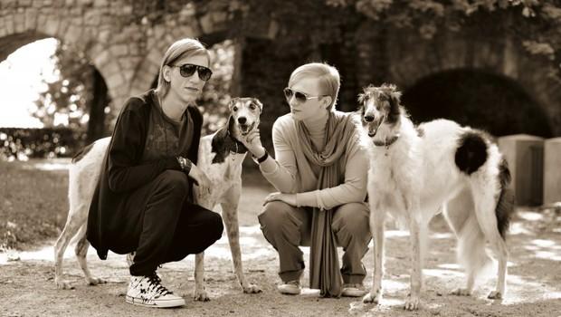 MEM Couture: Pripravljata avtorski projekt (foto: Helena Kermelj)